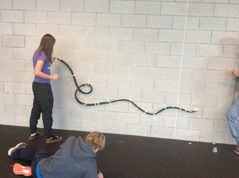 Usd 422 Physical Science Roller Coaster Project